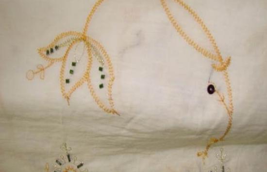 батист белый арт.66-29,шир.140 см,пр-во Италия