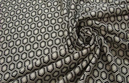 Трикотаж жаккардовый арт.89-389 шир.137 см пр-во Италия