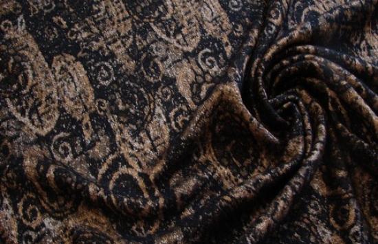 трикотаж пальтовый арт.79-594,шир.120 см, пр-во Италия