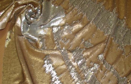 трикотаж с пайетками арт.87-719 пр-во Италия,шир.150 см
