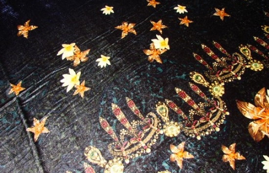 Бархат арт.85-831 шир.140 см пр-во Италия
