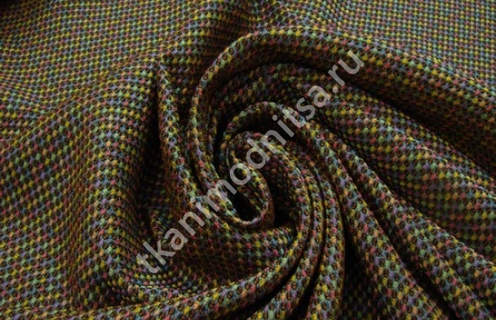 Ткань плательно-костюмная арт.89-684 шир.150 см пр-во Италия