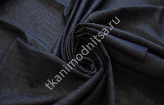 джинсовая ткань арт.84-973,шир.160 см пр-во Италия