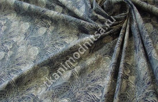 ткань блузочно-плательная арт. 84-896,шир.149 см пр-во Италия