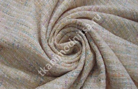Ткань плательно-костюмная арт.95-115 шир.143 см пр-во Франция