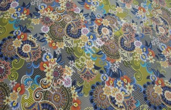 Ткань плательно-костюмная арт.93-450 пр-во Италия,шир.150 см