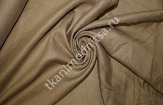 ткань плательно-костюмная лен арт.93-235 ,шир.147 см пр-во Италия