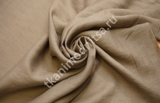 ткань плательно-костюмная лен арт.93-236,шир.145 см пр-во Италия