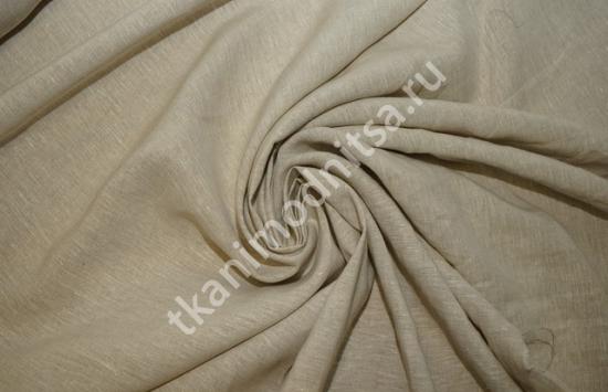 ткань плательно-костюмная лен арт.93-239,шир.147 см пр-во Италия