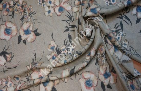 ткань плательная арт.93-230,шир.140 см пр-во Италия