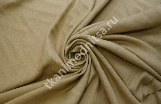 ткань плательно-костюмная лен арт.93-246,шир.157 см пр-во Италия