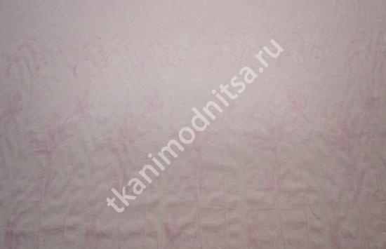 ткань блузочно-плательная лен арт.93-248,шир.148 см пр-во Италия