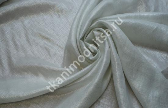 ткань блузочно-плательная лен арт.93-250,шир.145 см пр-во Италия