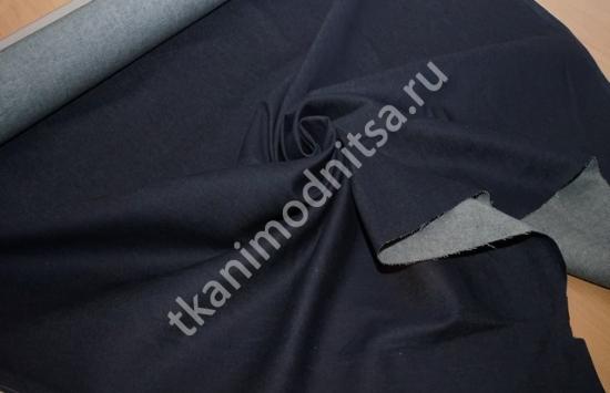 джинсовая ткань арт.88-350,шир.148 см пр-во   Италия