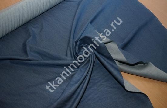 джинсовая ткань арт.88-357,шир.150 см пр-во   Италия