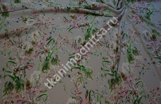 ткань плательная арт.94-170 пр-во Италия,шир.140 см