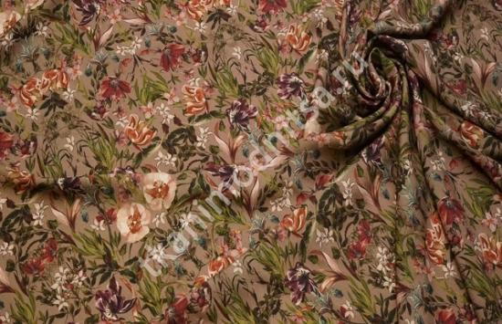 ткань плательная арт.94-183 пр-во Италия,шир.137 см