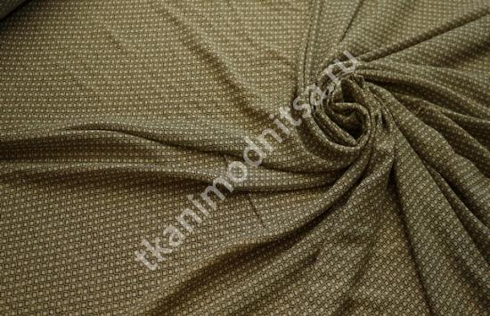 ткань плательная штапель арт.94-193 пр-во Италия,шир.143 см