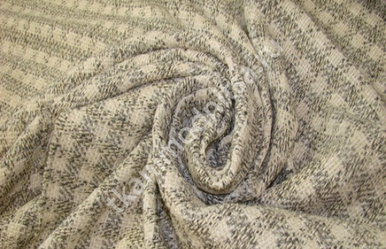 Ткань плательно-костюмная арт.86-377 шир.150 см пр-во Италия
