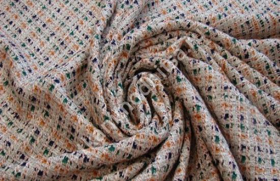 Ткань плательно-костюмная арт.86-383 шир.140 см пр-во Италия