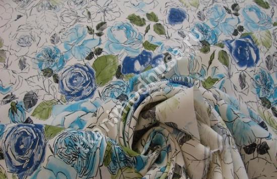 ткань плательно -костюмная арт.88-174,шир.140 см пр-во Италия