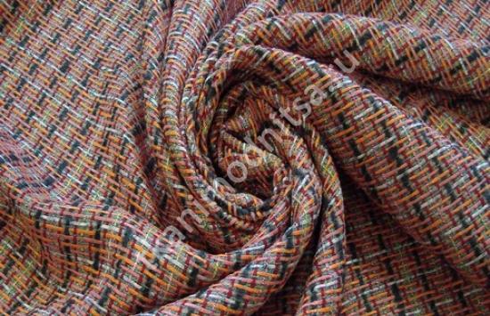 Ткань плательно-костюмная арт.89-689 шир.153 см пр-во Италия