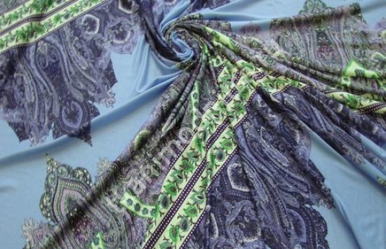 трикотаж плательный арт.91-2,шир.150 см пр-во Италия