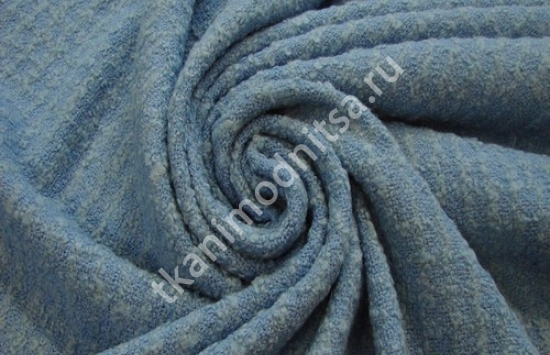 Ткань костюмно-пальтовая арт.92-237 шир.152 см пр-во Франция