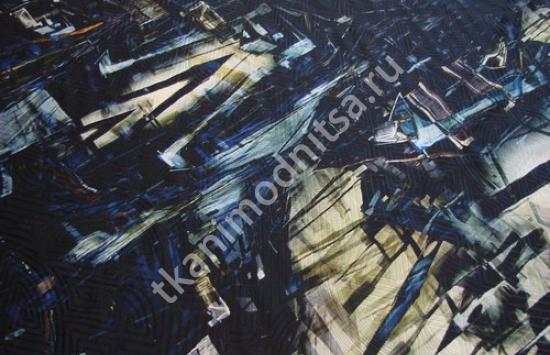Ткань плательная арт.89-728 шир.140 см пр-во Италия