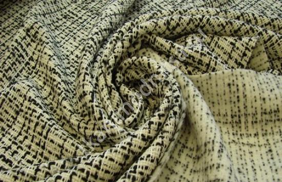 Ткань плательно-костюмная арт.86-184 шир.152 см пр-во Италия