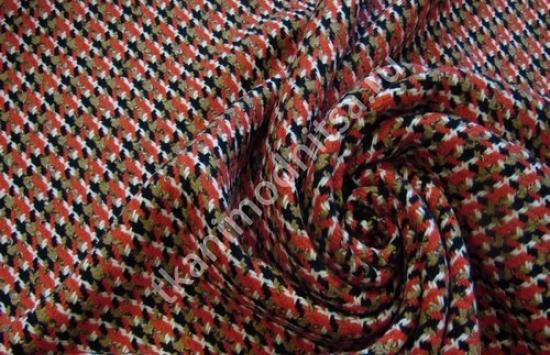 Ткань плательно-костюмная арт.89-404 шир.157 см пр-во Италия