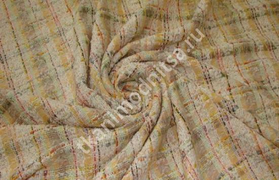 ткань плательно-костюмная арт.92-637 шир.148 см пр-во Италия