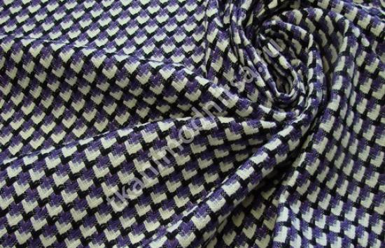 Ткань плательно-костюмная арт.92-643 шир.150 см пр-во Италия