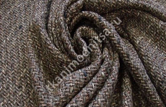 Ткань плательно-костюмная арт.92-649 шир.144 см пр-во Италия