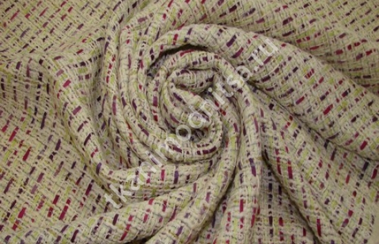 Ткань плательно-костюмная арт.92-651 шир.148 см пр-во Италия