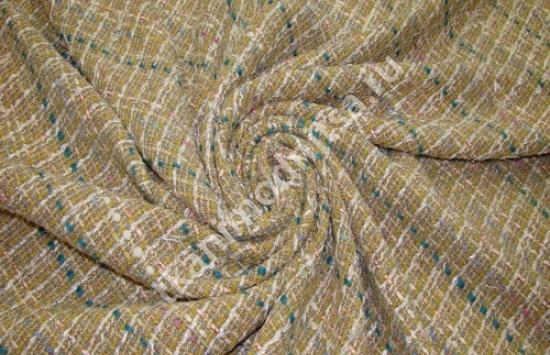 Ткань плательно-костюмная арт.92-654 шир.152 см пр-во Италия