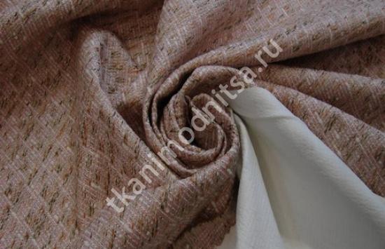 Ткань плательно-костюмная арт.92-655 шир.150 см пр-во Италия