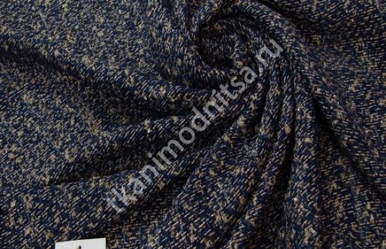 Ткань плательно-костюмная арт.92-666 шир.148 см пр-во Франция
