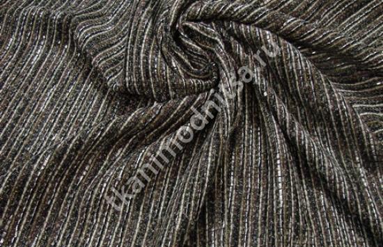 Ткань  костюмно-пальтовая арт.92-671 шир.147 см пр-во Франция