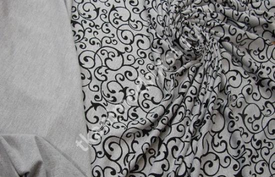 трикотаж арт.91-75,шир.160 см пр-во Италия