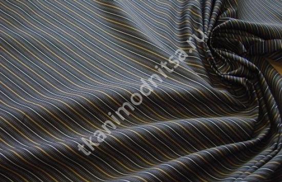 ткань сорочечная арт.81-515,шир.150 см пр-во Италия