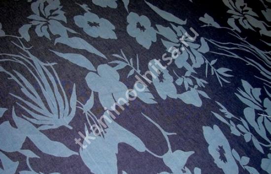 ткань джинсовая арт.84-939 пр-во Италия,шир.145 см