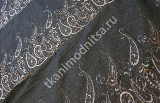 ткань джинсовая арт.84-907 пр-во Италия,шир.150 см