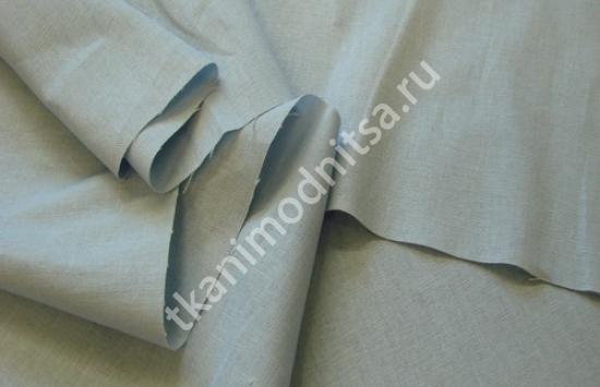 лен плат.-костюмный арт.80-834A,шир.150 см пр-во Италия