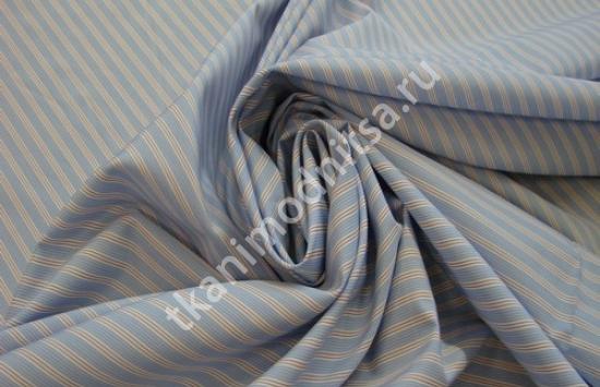 ткань для рубашек арт.88-416,шир.155 см пр-во Италия