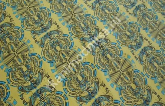 ткань сорочечно -плательная арт.88-439,шир.155 см пр-во Италия