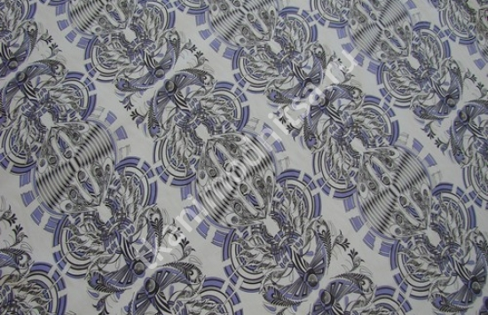 ткань сорочечно -плательная арт.88-440,шир.155 см пр-во Италия