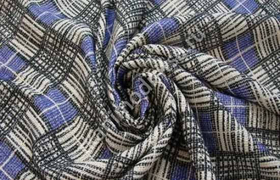 Ткань плательно-костюмная арт.86-438 шир.140 см пр-во Италия