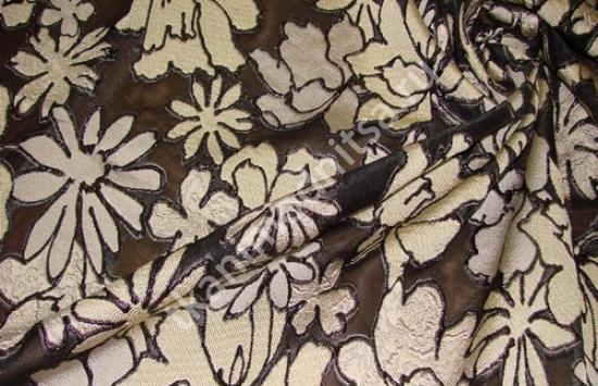ткань жаккардовая арт.92-965 пр-во Италия,шир.134 см