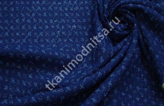Ткань плательно-костюмная арт.92-206 шир.148 см пр-во Франция